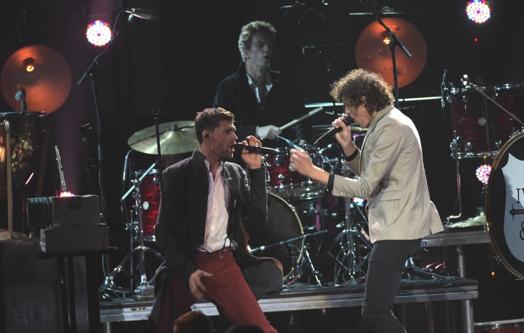 for KING & COUNTRY (Photo courtesy of the Dove Awards)